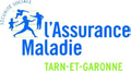 Logo de CPAM TARN ET GARONNE