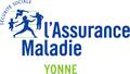 Logo de CPAM De l'Yonne