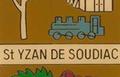 Logo de Mairie de Saint Yzan de Soudiac
