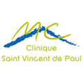 Logo de Clinique Saint Vincent de Paul