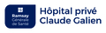 Logo de Hôpital privé Claude Galien - Ramsay-GDS