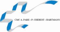 CMC Ambroise Pare Pierre Cherest, Hartma