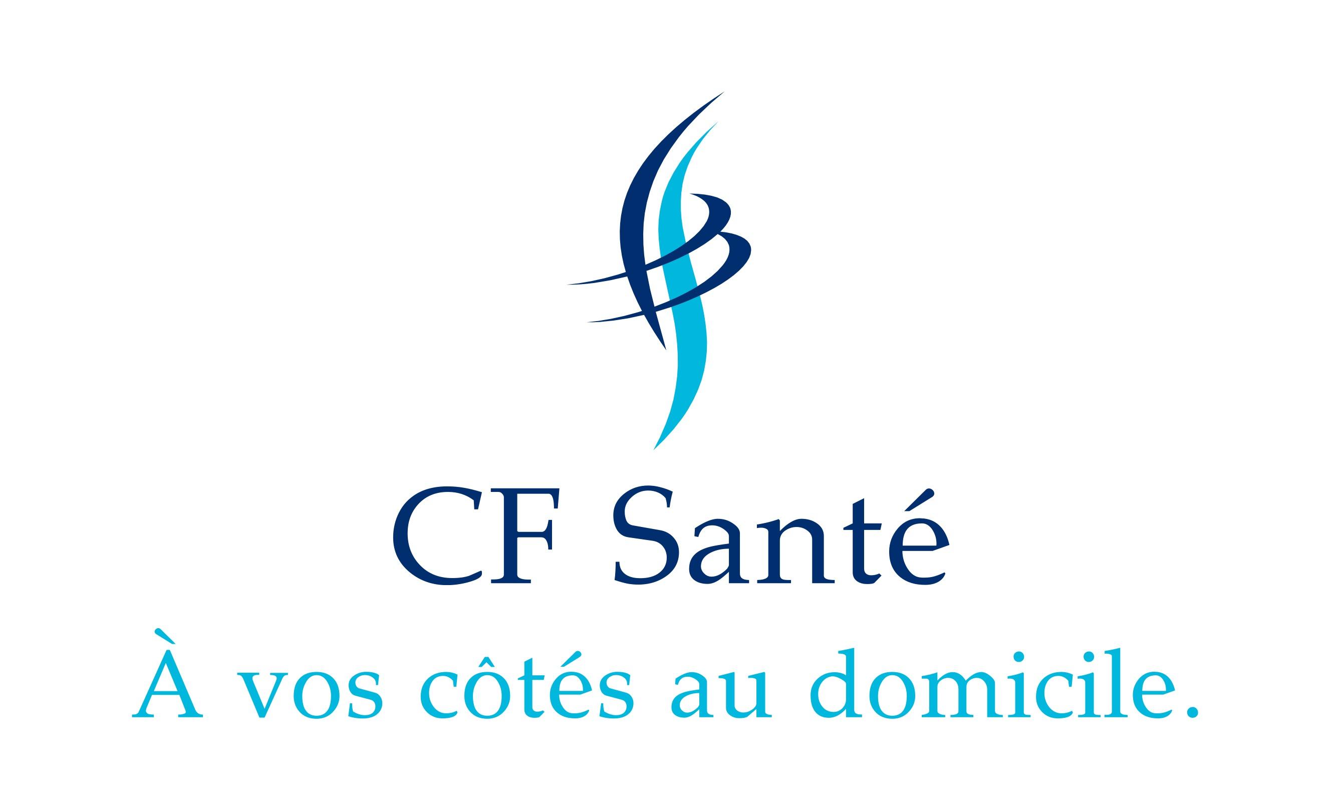 Logo de CF SANTE