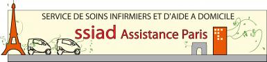 SSIAD Assistance Paris