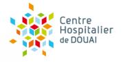 Logo de Ch De Douai