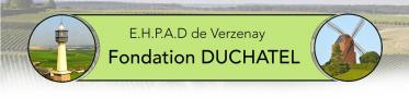 Logo de Ehpad Fondation Duchatel