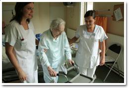 Le GH Paris St-Joseph a pour ambition de proposer une offre globale de soins et d'accueil de haut niveau